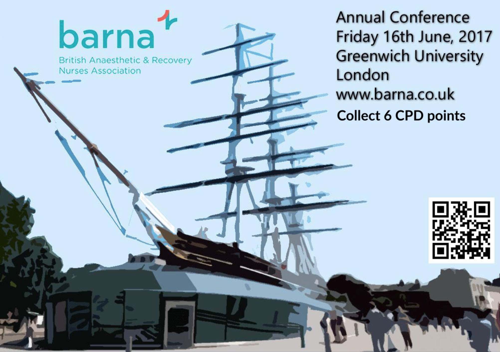 Barna conference poster