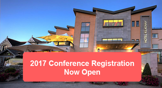Register for the IARNA 2017 Conference in the Hotel Kilkenny now